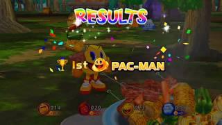 getlinkyoutube.com-Pacman Party Gameplay!! HD