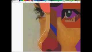 getlinkyoutube.com-tutorial WPAP Pop Art