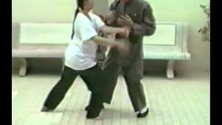 getlinkyoutube.com-Yoke Chin with Grandmaster Huang Sheng Shyan (Master Huang Xingxian)