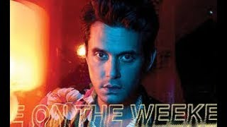 LOVE ON THE WEEKEND - JOHN MAYER karaoke version ( no vocal ) lyric