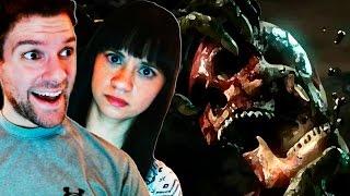 getlinkyoutube.com-MAKING LISSY WATCH X-RAY ATTACKS | Mortal Kombat X