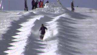 getlinkyoutube.com-Freestyle Mogul Skiing