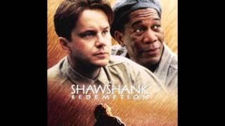 Shawshank Redemption - Brook was here