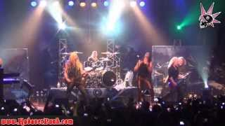 getlinkyoutube.com-Nightwish @ ♪Pepper´s Klub♫ (Full Live! Show Video)  - ☽☁   2012 - ☢ HD 720 ★★★✰✰