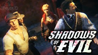 """getlinkyoutube.com-Black Ops 3 ZOMBIES - """"SHADOWS OF EVIL"""" CHARACTER STORYLINE! ALL Character Secrets! (BO3 Zombies)"""