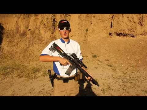 Nate Staskiewicz HIPERFIRE Trigger Test