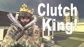 getlinkyoutube.com-CS:GO -  Clutch Fever?? Dust II Competitive 5 vs 5