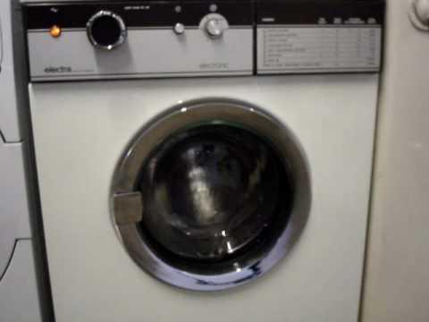 Philips Electra AWB665 Washing Machine with