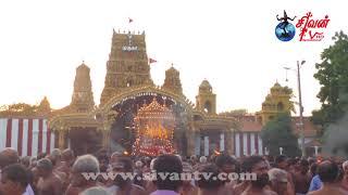 நல்லூர் கந்தசுவாமி கோவில் 20ம் திருவிழா 04.09.2018