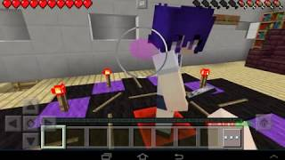 getlinkyoutube.com-Yandere High School Server! Minecraft PE Version 0.14.3