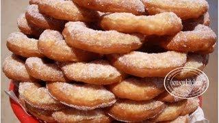 getlinkyoutube.com-Beignets Marocains de la plage /البينيي sfenj, Donuts