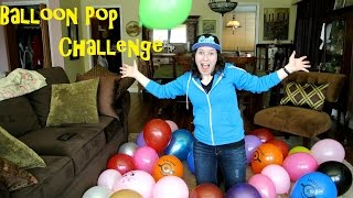 getlinkyoutube.com-Balloon Pop Challenge | ImMeganJ