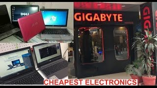 new/second hand laptops cheap market[all brands- mobile,shoes,clothes] | NEHRU PLACE MARKET