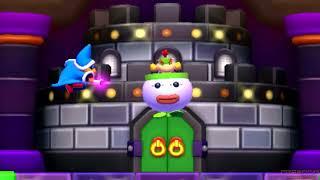getlinkyoutube.com-Mario Party Star Rush - All Boss Battle Minigames