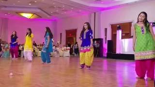 Reena and Pranav's Reception Dance