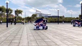 Großbritannien: Demnächst fahrerlos