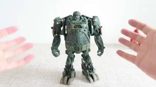 getlinkyoutube.com-小不高兴和他的小伙伴们——Wei Jiang M02 Armor Inspector 威将 黑苹果 探长