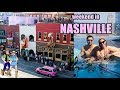 Our weekend in NASHVILLE