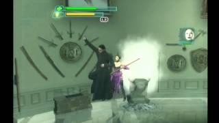 [PS2] Matrix Path of Neo Gameplay 29