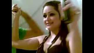 getlinkyoutube.com-قصي خولي وسارية السواس اجمل رقصة _  koales drama syria