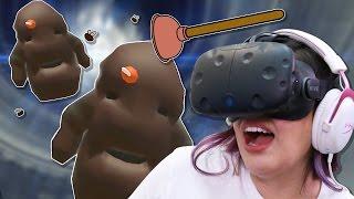 getlinkyoutube.com-WHEN POO ATTACKS - Pipe Job VR 💩