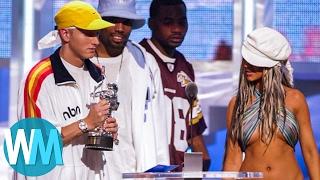 getlinkyoutube.com-Top 10 Celebs Dissed By Eminem
