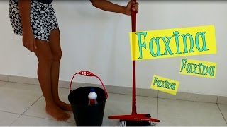 getlinkyoutube.com-Dia de Faxina !!