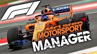 🏎️ KATASZTRÓFA    2. Szezon   McLaren Honda - MOTORSPORT MANAGER #45