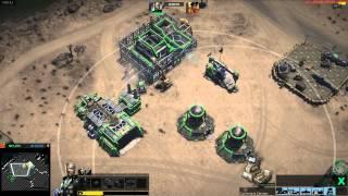 getlinkyoutube.com-Command & Conquer Generals 2 closed alpha - Tutorial mission