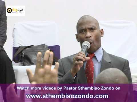 Big Eye Productions - Pastor Sthembiso Zondo