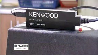 getlinkyoutube.com-Kenwood WiFi Dongle KCA-WL 100