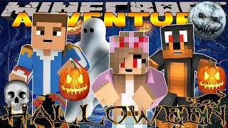 getlinkyoutube.com-Minecraft - Little Donny Adventures -EVIL KELLY & EVIL DONUT PLAN A HALLOWEEN PARTY