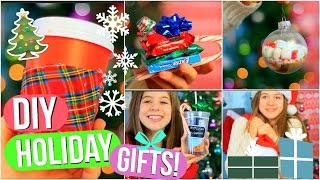 Super Affordable DIY Christmas Gifts for Friends/Family You NEED to Try this Year!