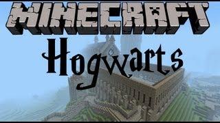 getlinkyoutube.com-Minecraft Hogwarts