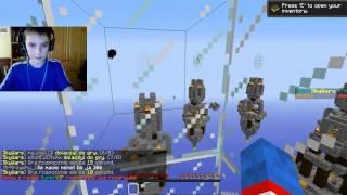getlinkyoutube.com-Minecraft : Sky Wars #2 - Jacy słabi :D
