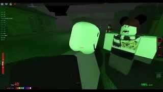 getlinkyoutube.com-Roblox- Vampire Hunters 2 (Infection round)