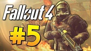 getlinkyoutube.com-Прохождение Fallout 4 - Строим Поселение! #5 (60 FPS)