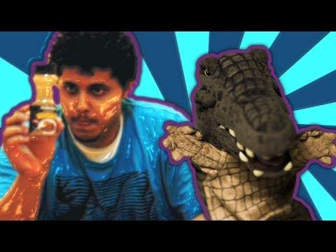 التمساح الحلقة ١١: تحديات قرفيه | Temsa7LY 1