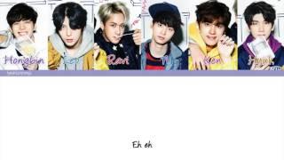 VIXX (빅스) - Alive (Moorim School OST) [Color Coded/Eng/Han/Rom]