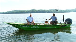 getlinkyoutube.com-Side Pulling crappie on Pickwick Lake AL