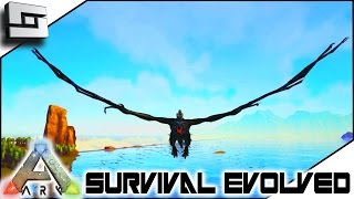 getlinkyoutube.com-MODDED ARK: Survival Evolved - FASTEST WYVERN EVER?! E57 ( Ark Survival Evolved Gameplay )
