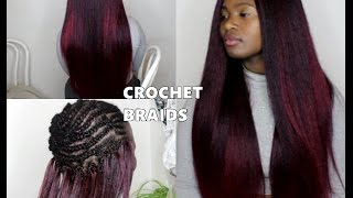 getlinkyoutube.com-HOW TO DO NEAT CROCHET BRAIDS