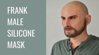 Frank silicone mask - Crea Fx