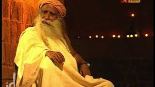 Sadhguru on Vijay TV - with Sudha Ragunathan & Vivek part 2