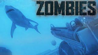 "getlinkyoutube.com-Best Zombies Map 2015! (So Far) - ""Call of Duty: Zombies"" LEVIATHAN World at War ""Custom Zombies"""
