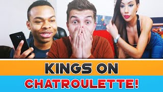 TWO CHAT ROULETTE KINGS MEET ON CHAT ROULETTE