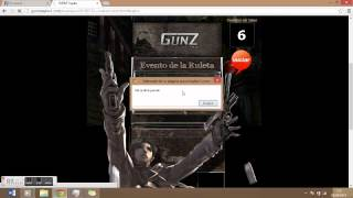 getlinkyoutube.com-Como ganar cash en la ruleta Gunz Ultra