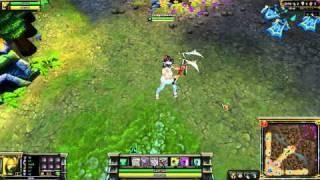 getlinkyoutube.com-Nurse Akali - League of Legends Skin showcase -
