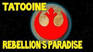 getlinkyoutube.com-TATOOINE, Rebellion's Resources PARADISE !  Star Wars Commander Rebels # 55