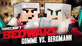 getlinkyoutube.com-Gomme VS. Bergmann ★ BEDWARS